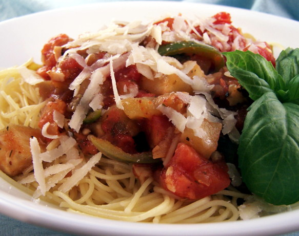 Chicken Marinara Stir-Fry Recipe - Food.com