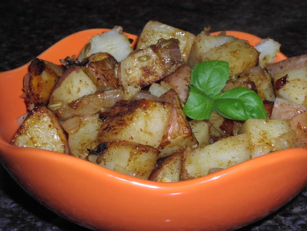 how to cook small red potatoes on the grill