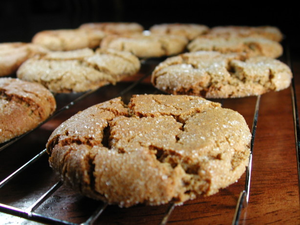 Spicy Ginger Cookies Recipe - Food.com