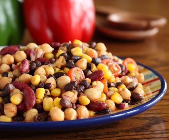 Southwestern Bean Salad Recipe - Food.com