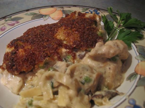 Chicken Tetrazzini Recipe Food Com