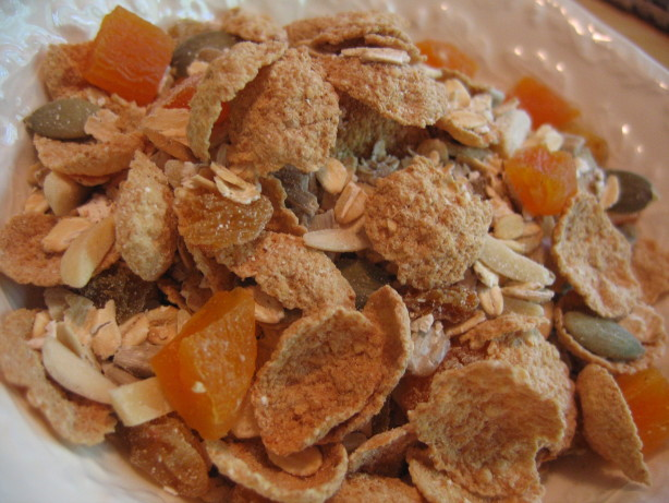 how to cook muesli recipe