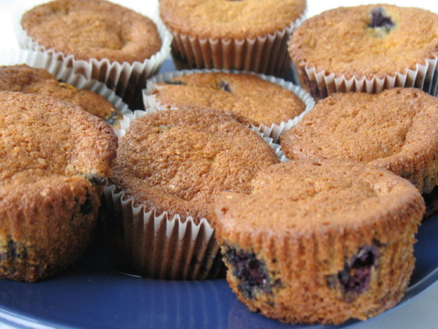 Barefoot Contessa Coffee Cake Blueberry Muffins