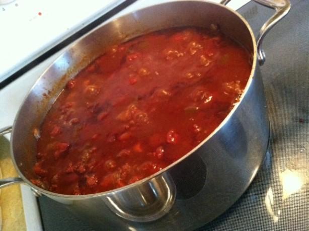 Easy Homemade Chili Recipe - Food.com