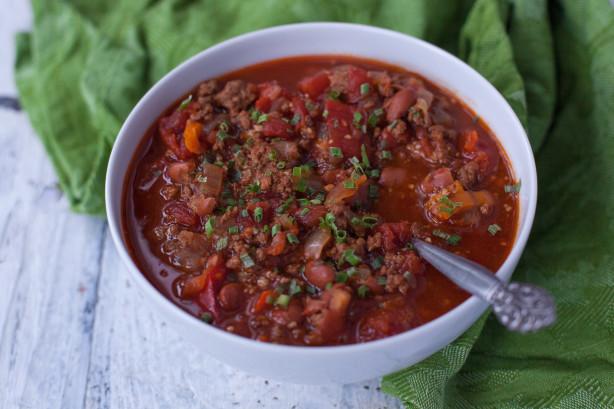 Easy Homemade Chili Recipe - Food.com - photo#45