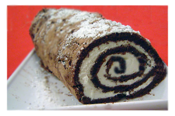 Lighter Than Air Chocolate Roll Recipe - Food.com