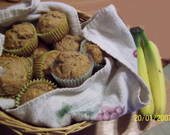 how to make moist muffins from a box