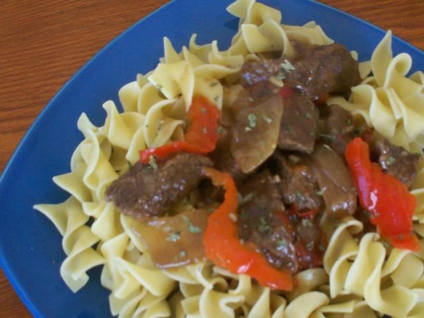 asian beef crock pot recipe food