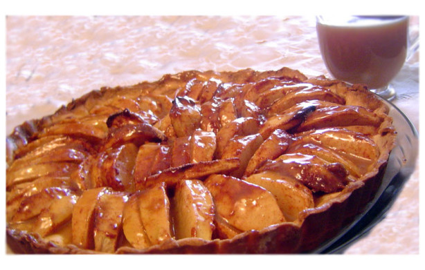Caramel Apple Tart Recipe - Food.com
