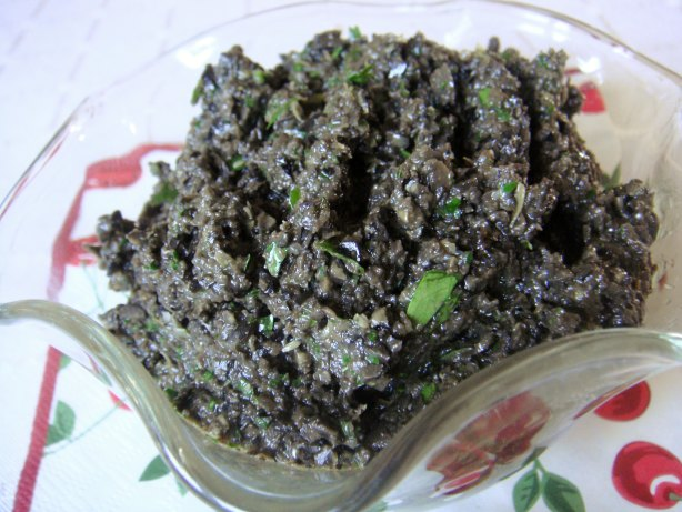 Anchovy Free Black Olive Tapenade Recipe - Food.com