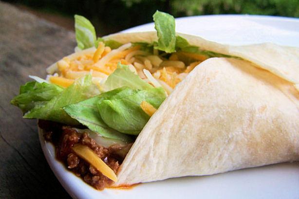 Burrito Filling Recipe - Food.com: http://www.food.com/recipe/Burrito-Filling-208538
