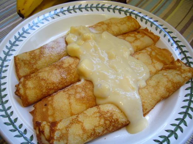 Banana Crepes Recipe - Food.com