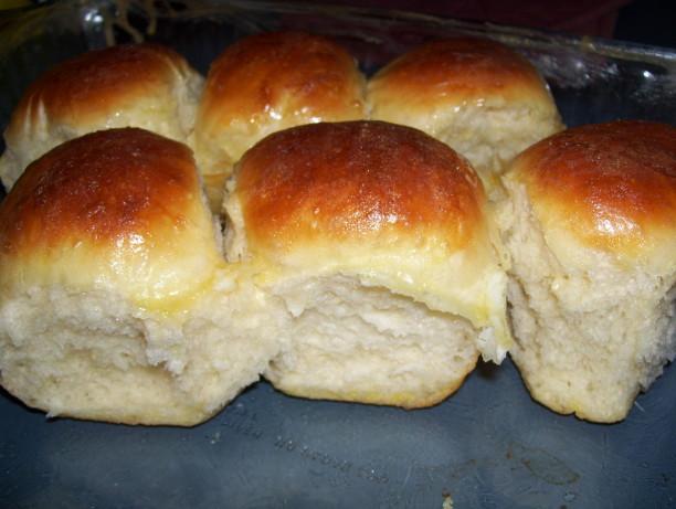 dinner roll recipes bread machine