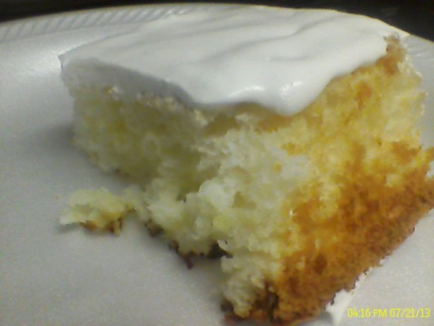 Skinny Pineapple Cake Recipe Food Com