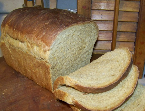Anadama Bread Recipe - Food.com