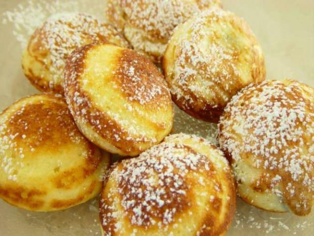 Blueberry Ebelskiver - belskiver Danish Filled Pancake) Recipe - Food ...