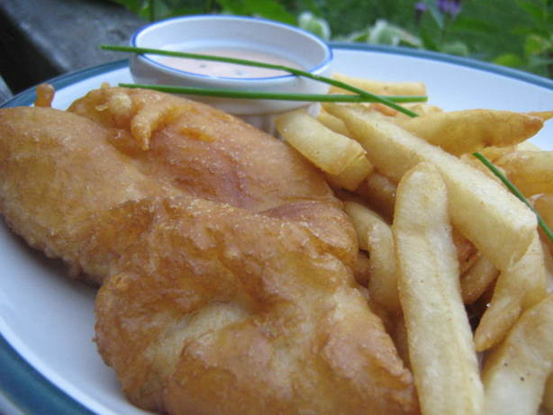 Fish and chips recipe for Fish chips recipe