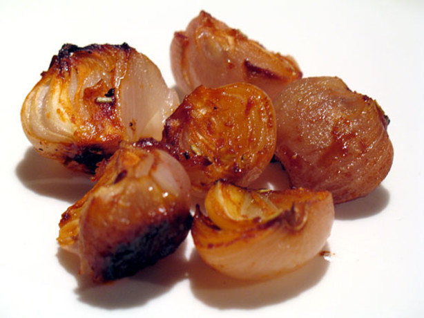 Sweet And Sour Roasted Onions Recipe - Food.com