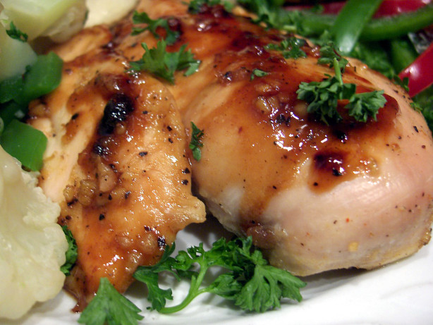 ginger chicken breast