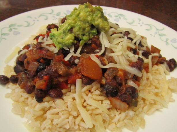 Super Quick Black Beans And Rice Recipe - Food.com