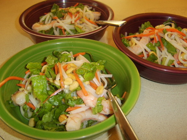 Thai Shrimp-And-Pasta Salad Recipe - Food.com