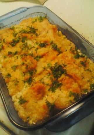 Lemon baked fish fillets recipe for Baked fish fillets