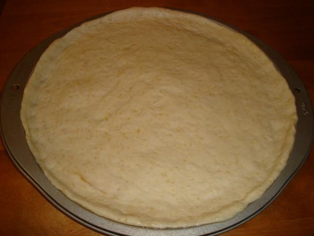 Parmesan Thin Crust Pizza Dough Recipe Food Com
