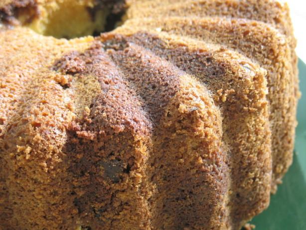 Marble Bundt Cake Recipe Anna Olson