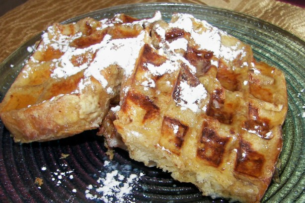 French Toast Waffles Recipe - Food.com