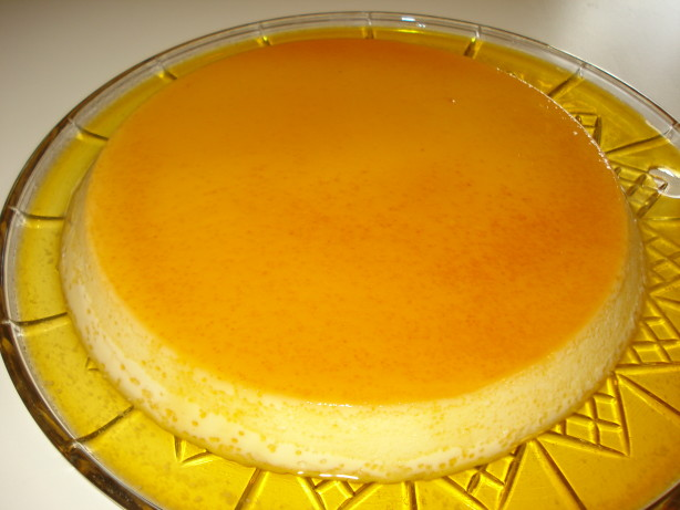 Easy Caramel Flan Creme Caramel) Recipe - Food.com