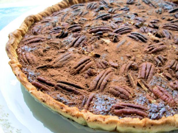 Chocolate-Oatmeal-Pecan Pie Recipe - Food.com