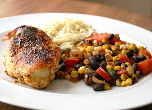 Healthy easy dinner recipe