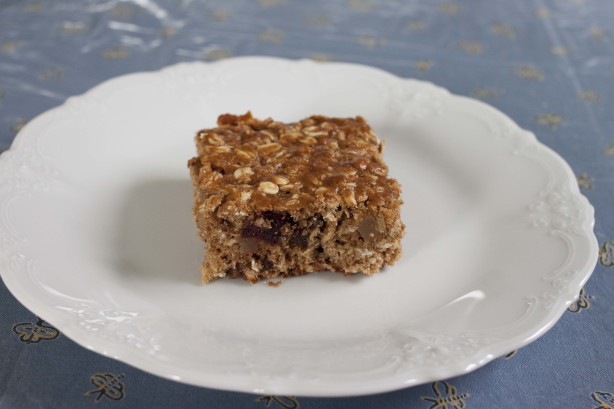 Chewy Fruit And Oatmeal Bars Breakfast On The Go!) Recipe - Breakfast ...
