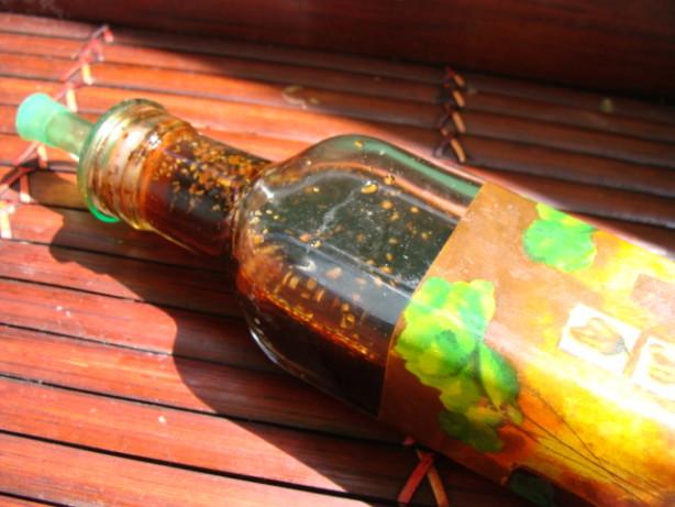 Sesame soy dressing recipe for Flying fish carmel