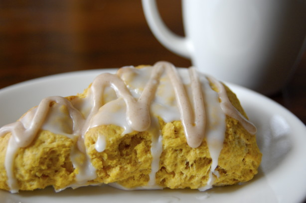 Starbucks Pumpkin Scones Recipe Food Com