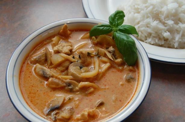 Scrumptious Thai Coconut Red Curry Recipe - Food.com