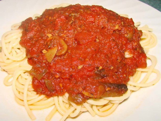 Low Fat Spaghetti Sauce 118