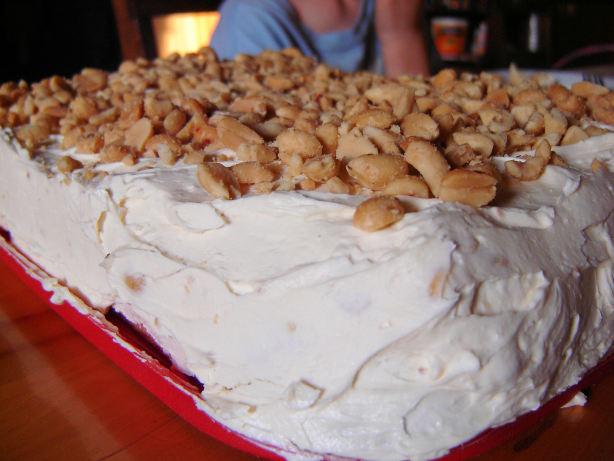 Blarney Stone Cake With Frosting Recipe