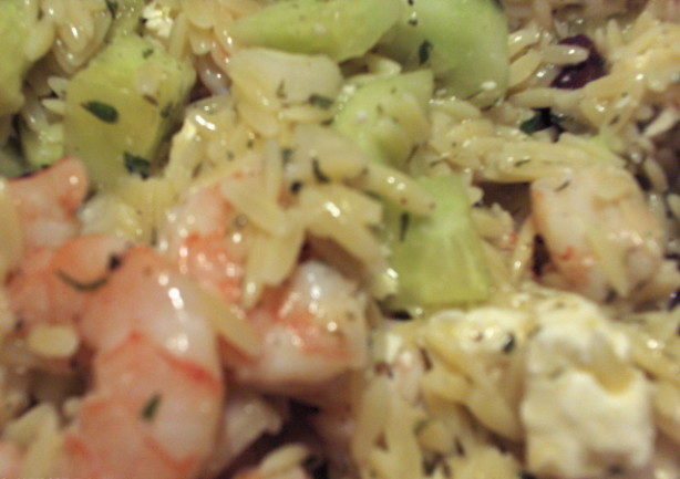 Barefoot Contessas Roasted Shrimp And Orzo Recipe