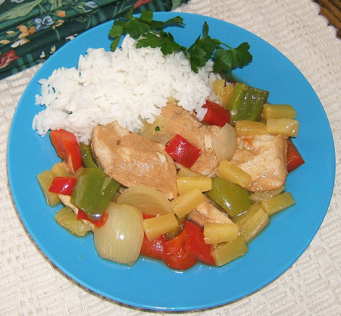 Slow Cooker Sweet And Sour Chicken Recipe - Food.com