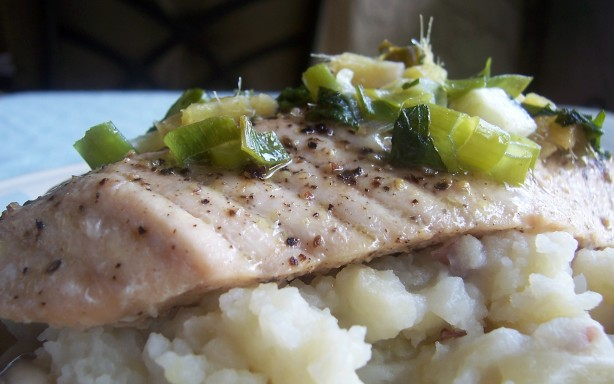 Steamed opah moonfish recipe for Opah fish recipes