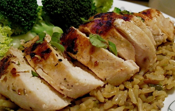 Grilled Orange Chicken Breasts Recipe - Food.com