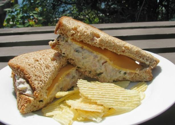 Tuna Fish Sandwich For Kids Quick and easy tuna salad sandwich for ...