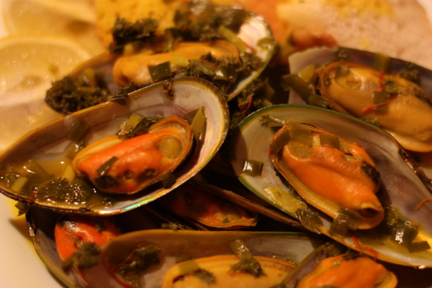 mussels in miso broth spicy steamed mussels in miso broth recipes ...