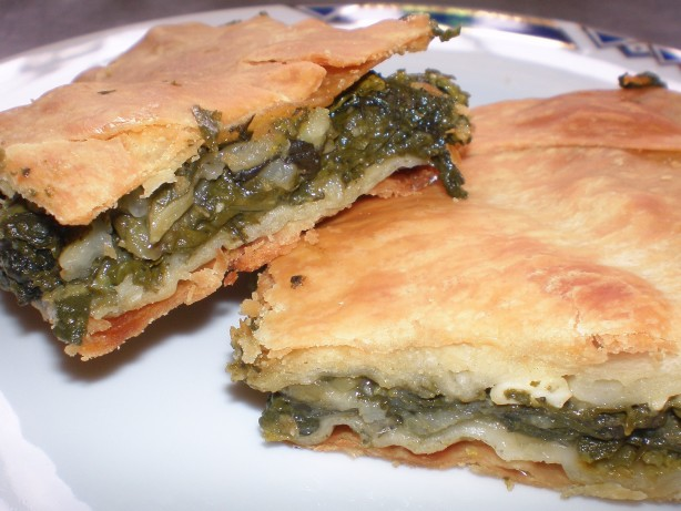 My Mums Greek Spinach Pie Spanakopita) Recipe - Food.com