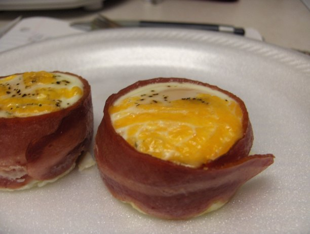 Bacon And Egg Cups Recipe - Food.com