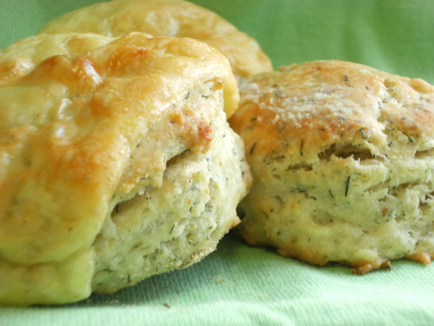 cheddar chive duchess potatoes chive biscuit sandwich with cheddar ...