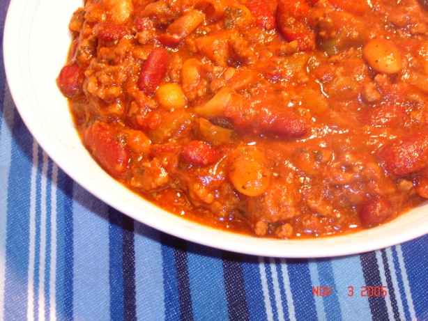 Sweet Italian Chili Recipe - Food.com