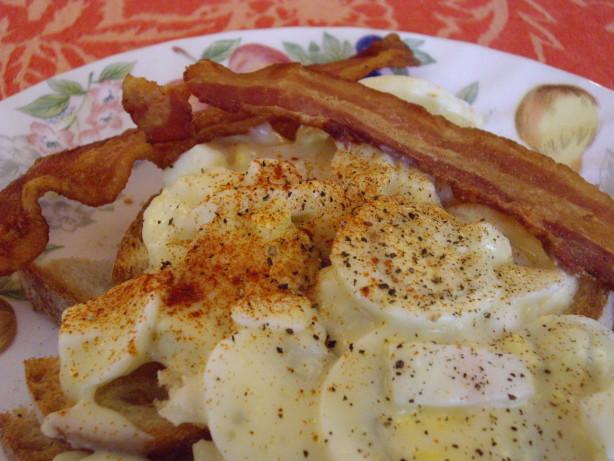 Ultimate Creamed Eggs Recipe - Food.com