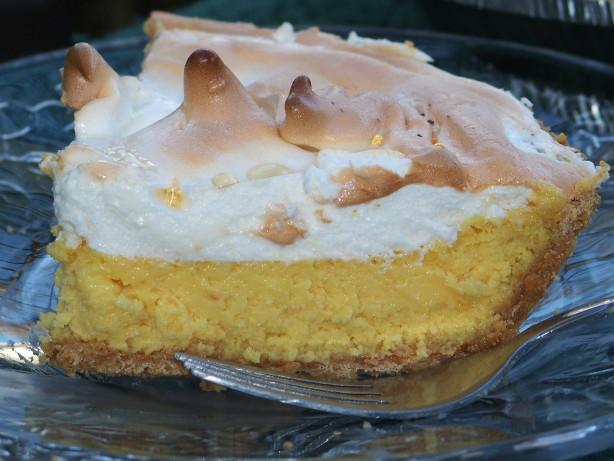 Easy Enough Creamy Lemon Meringue Pie Recipe - Food.com